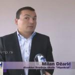 Srednja škola Hipokrat na dnevniku RTV Novi Pazar